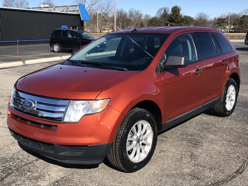 Ford Edge For Sale At Auto Finance King In Detroit Mi