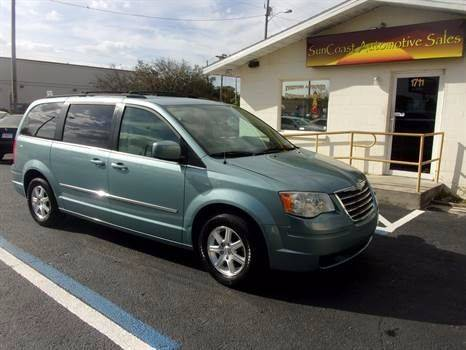 2008 Chrysler Town and Country for sale in North Fort Myers, FL