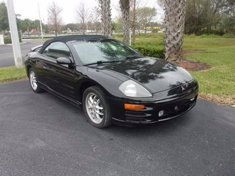 2001 Mitsubishi Eclipse Spyder for sale in North Fort Myers, FL