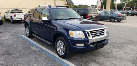 2008 Ford Explorer Sport Trac for sale in North Fort Myers, FL