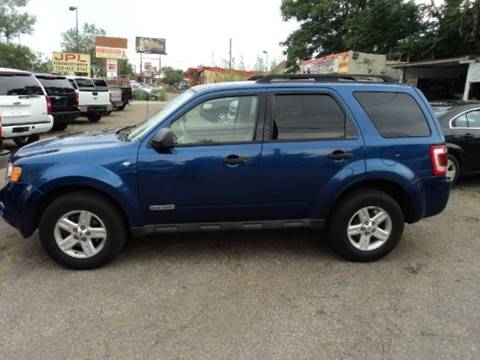 2008 Ford Escape for sale in Denver, CO