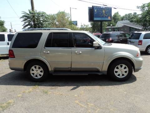 2004 Lincoln Navigator for sale in Denver, CO