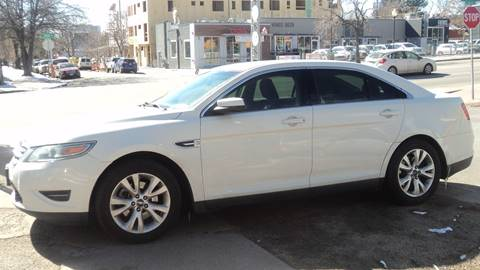 2010 Ford Taurus for sale in Denver, CO