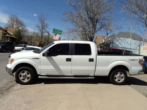 2009 Ford F-150 for sale at JPL Auto Sales LLC in Denver CO