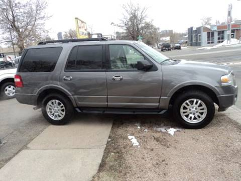2011 Ford Expedition for sale at JPL Auto Sales LLC in Denver CO