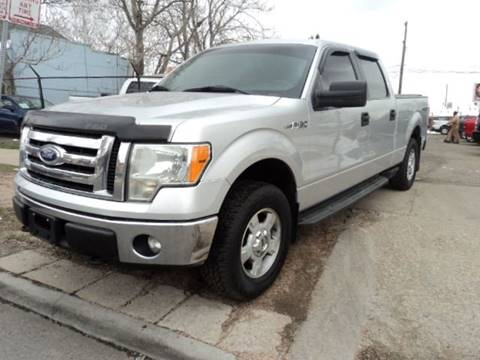 2011 Ford F-150 for sale at JPL Auto Sales LLC in Denver CO