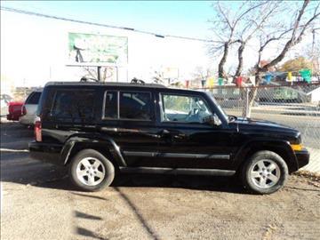 2006 Jeep Commander for sale in Denver, CO
