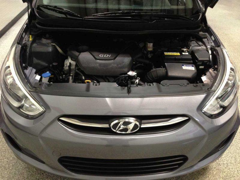 2016 Hyundai Accent SE 4dr Hatchback 6A - Las Vegas NV