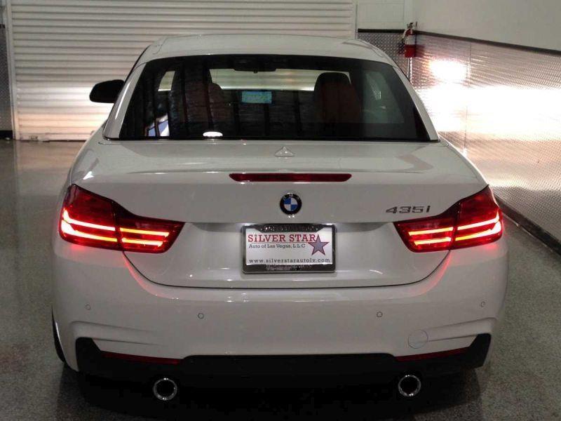 2016 BMW 4 Series 435i 2dr Convertible - Las Vegas NV