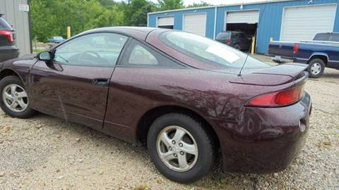 1999 Mitsubishi Eclipse For Sale  Carsforsalecom