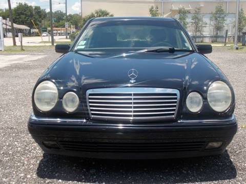 1999 Mercedes-Benz E-Class for sale in Deleon Springs, FL