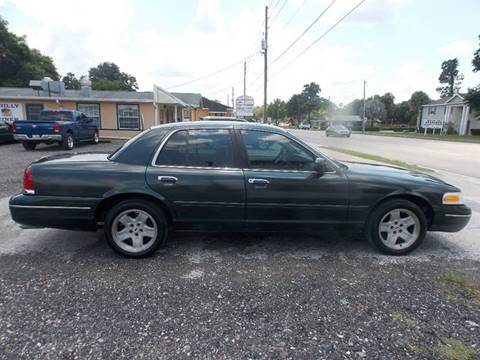 1999 Ford Crown Victoria for sale in Deleon Springs, FL