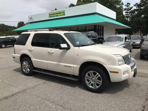 2008 Mercury Mountaineer for sale in Norfolk, VA