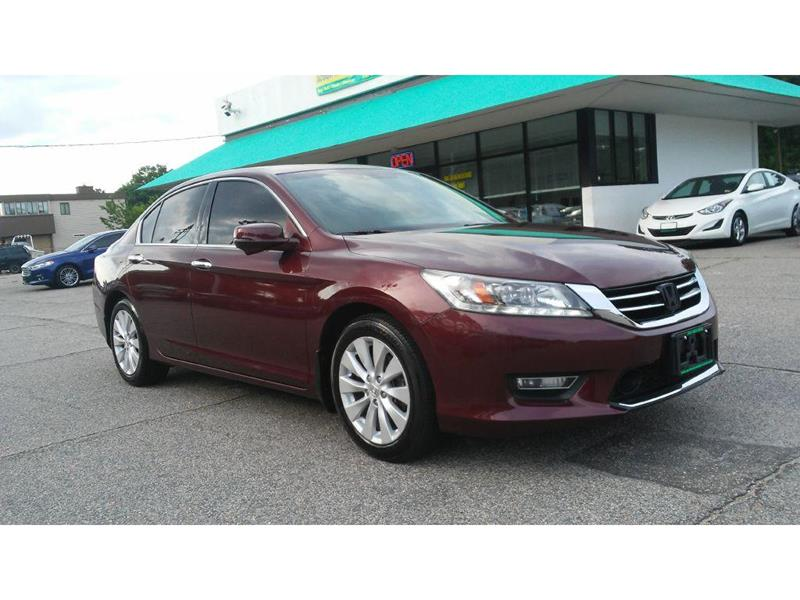 2013 Honda Accord For Sale At Act 1 Auto In Norfolk VA