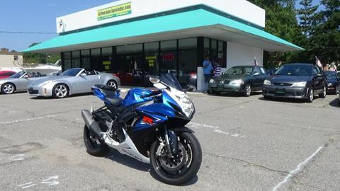 2014 Suzuki GSX-R600 for sale in Norfolk, VA