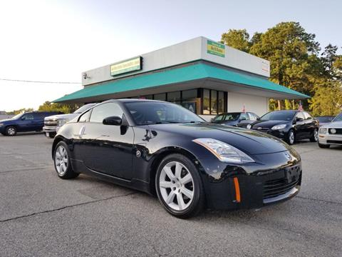 Nissan 350Z For Sale in Norfolk, VA - Action Auto Specialist