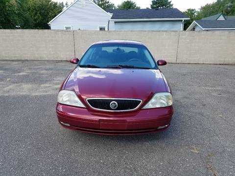 2002 Mercury Sable for sale at People's Choice Auto Sales in Taylor MI