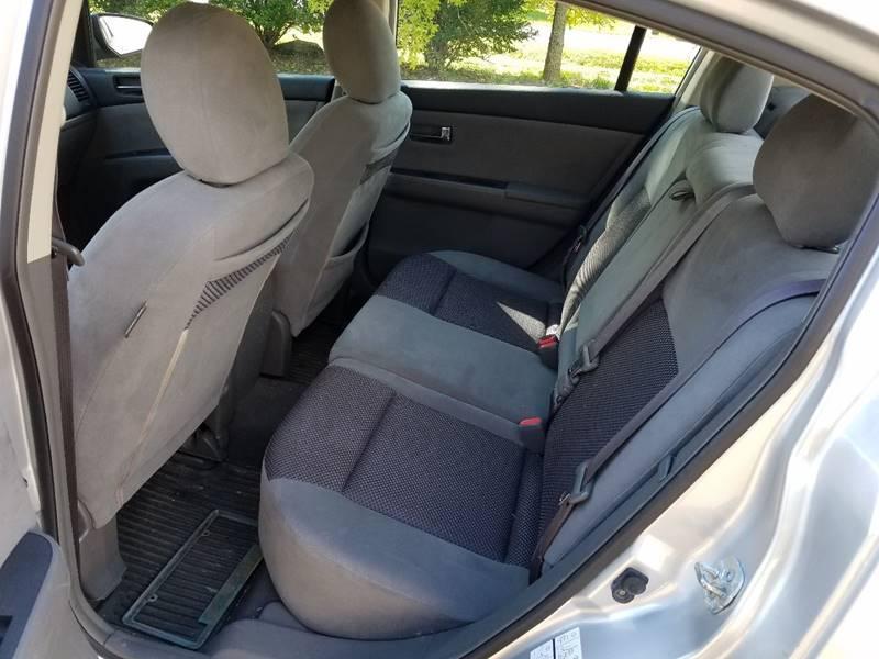 2007 Nissan Sentra 2.0 S 4dr Sedan (2L I4 CVT) - Taylor MI