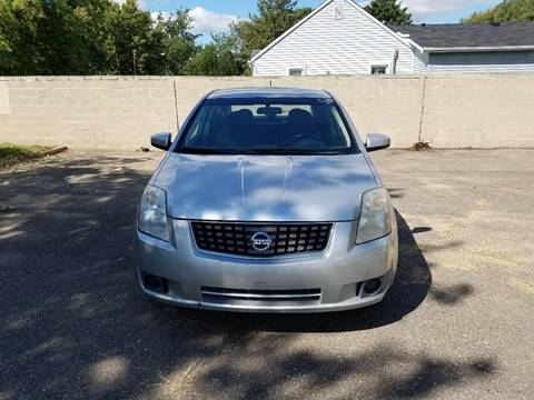2007 Nissan Sentra for sale in Taylor, MI