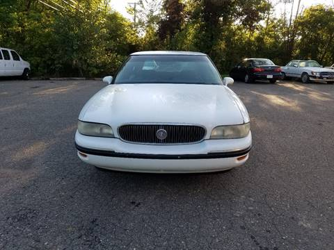 1998 Buick LeSabre for sale at People's Choice Auto Sales in Taylor MI