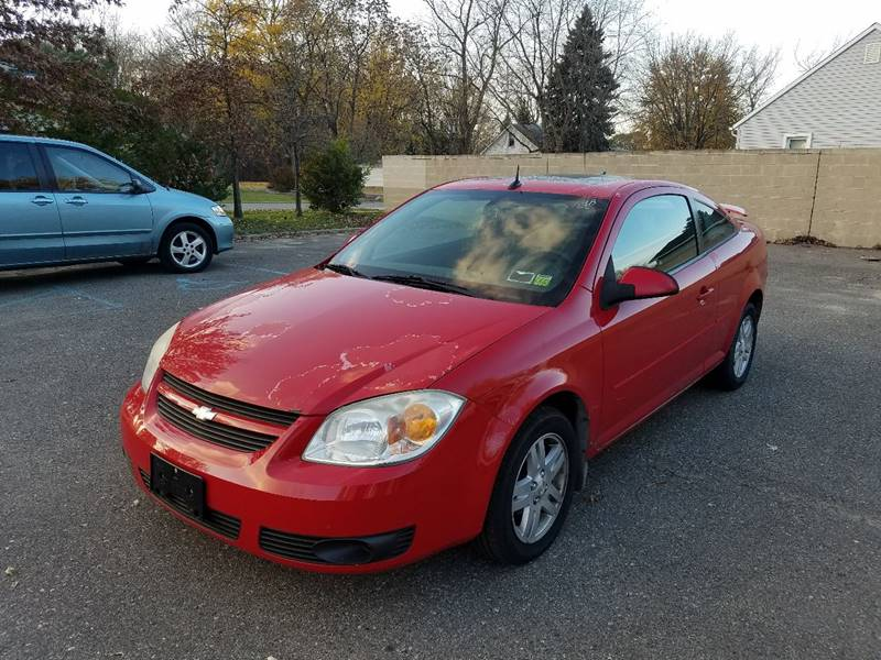 2005 Chevrolet Cobalt LS 2dr Coupe w/ Front Side Airbags - Taylor MI