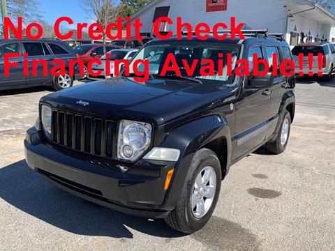 2011 Jeep Liberty for sale in Flowery Branch, GA