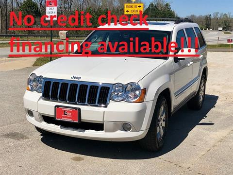 2008 Jeep Grand Cherokee for sale in Flowery Branch, GA