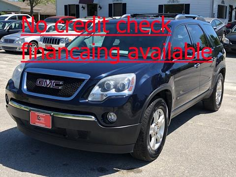 2009 GMC Acadia for sale in Flowery Branch, GA