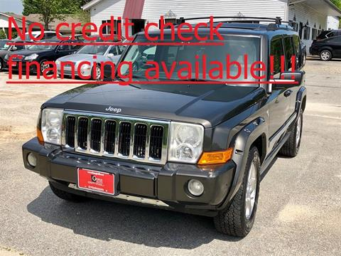 2006 Jeep Commander for sale in Flowery Branch, GA