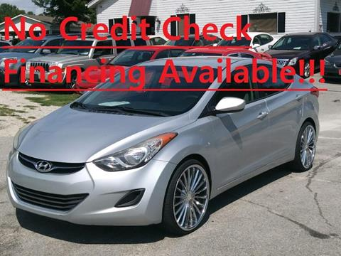 2013 Hyundai Elantra for sale in Flowery Branch, GA