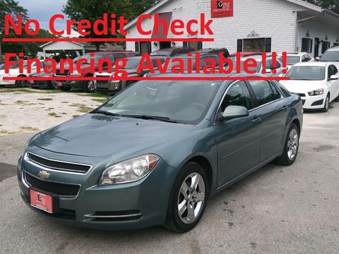 2009 Chevrolet Malibu for sale in Flowery Branch, GA