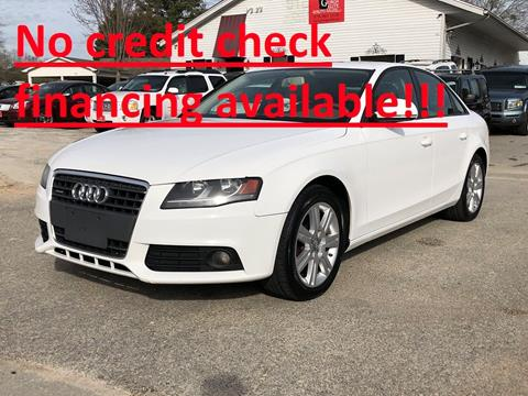 2009 Audi A4 for sale in Flowery Branch, GA