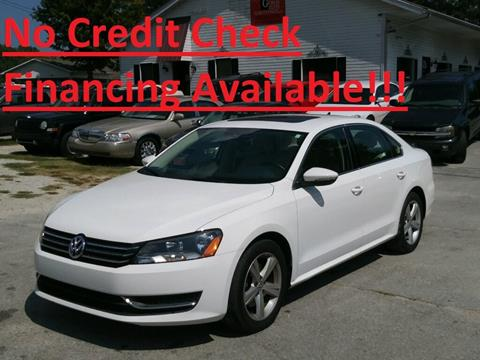 2012 Volkswagen Passat for sale in Flowery Branch, GA