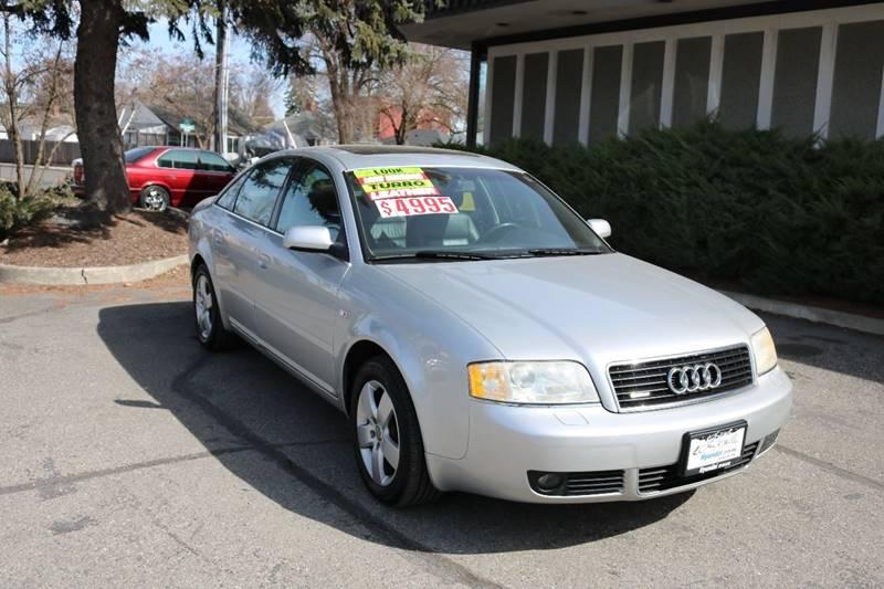 Audi A T Quattro In Spokane WA Erle Dee - 2002 audi quattro
