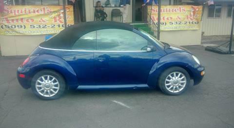 2004 Volkswagen New Beetle for sale in Spokane, WA