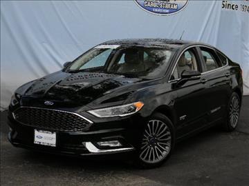 2017 Ford Fusion Energi for sale in Carol Stream, IL