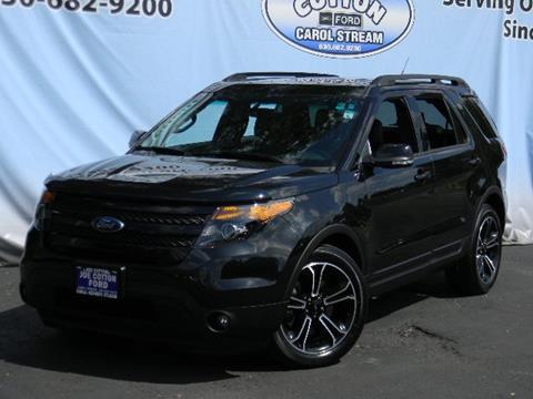 2015 Ford Explorer for sale in Carol Stream, IL