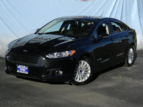2015 Ford Fusion Hybrid for sale in Carol Stream, IL