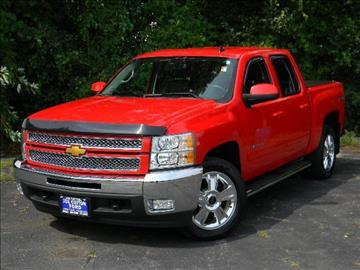 2013 Chevrolet Silverado 1500 for sale in Carol Stream, IL