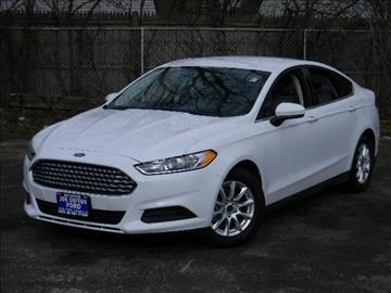2016 Ford Fusion for sale in Carol Stream, IL