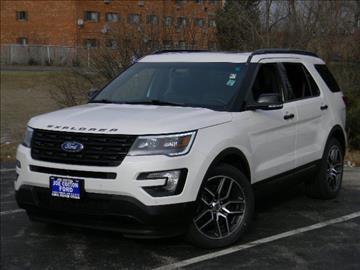 2016 Ford Explorer for sale in Carol Stream, IL
