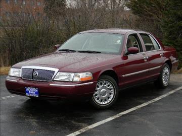 2004 Mercury Grand Marquis for sale in Carol Stream, IL