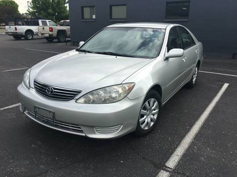 2006 Toyota Camry For Sale Elko NV  Carsforsalecom