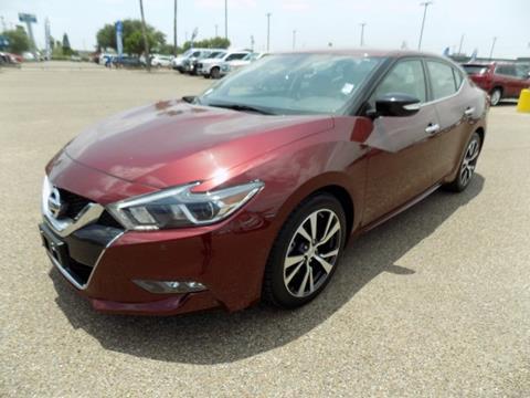 2017 Nissan Maxima for sale in Mcallen, TX