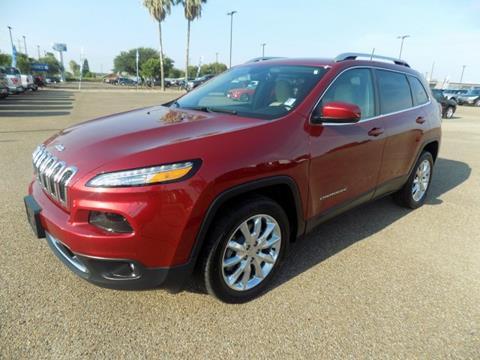 2017 Jeep Cherokee for sale in Mcallen, TX