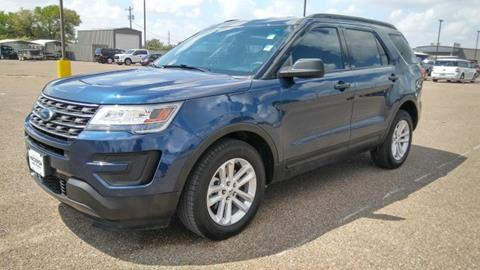 2016 Ford Explorer for sale in Mcallen, TX