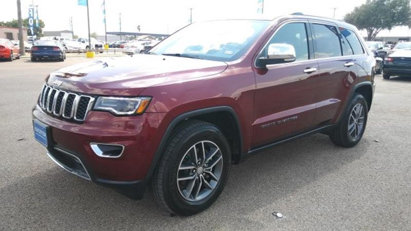 2017 Jeep Grand Cherokee For Sale In Stock In Mcallen >> Jeep Cars For Sale Mcallen Hacienda Auto Outlet
