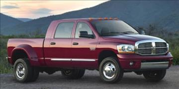 2007 Dodge Ram Pickup 3500 for sale in Mccomb, MS