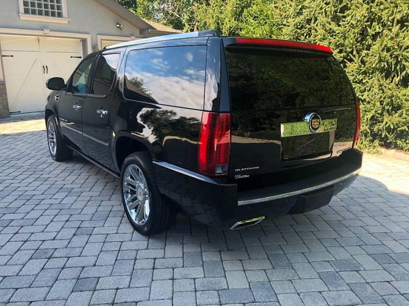 2014 Cadillac Escalade Esv Awd Platinum 4dr Suv In Newfoundland Nj