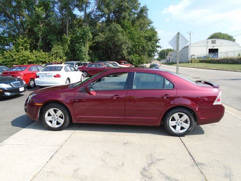 2007 Ford Fusion for sale in Waterloo, IA